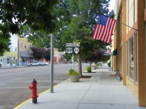 rural montana community