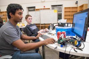 Innovation university rapid prototyping