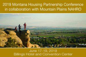 2019 Montana Housing Partnership Conference 6 17 19 Billings