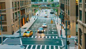 Transportation Car Free streets