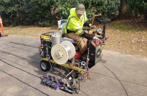fiber installer