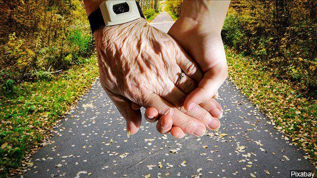 Old people  retire