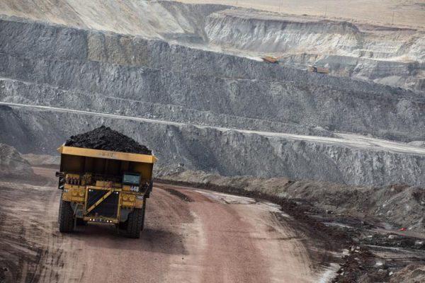 Wyoming coal