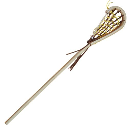 Wooden Lacrosse Stick