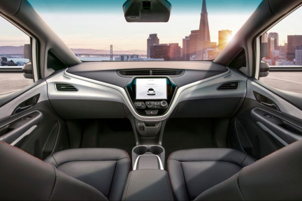 GM takes next step toward future with self-driving vehicle manufacturing in Michigan