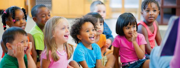 early education children