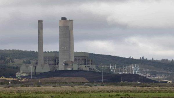 Washington State Coal Plant
