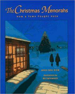 Christmas Menorah