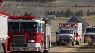 Montana firefighters