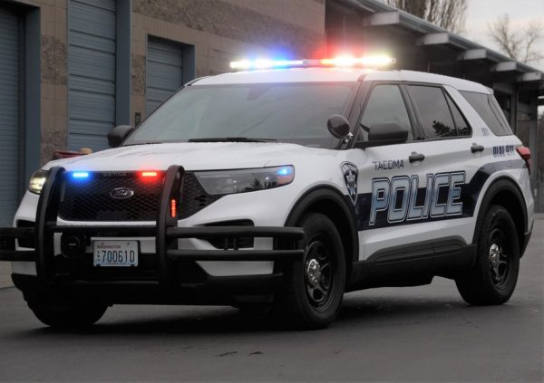 Hybrid Electric Police Vehicles