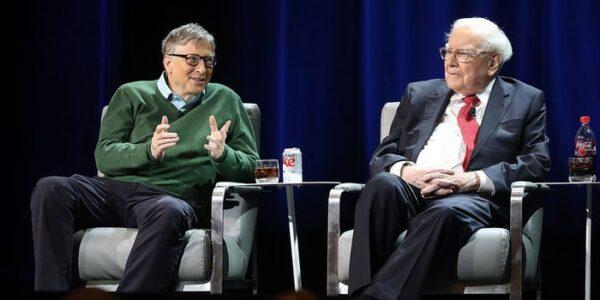 Gates and Buffett