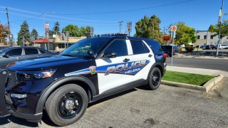 Helena hybrid police car transportation electric