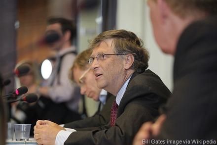 Bill Gates leader