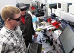 Gallatin College MSU Photonics Students