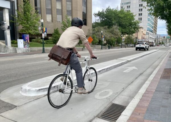 Boise and bicycles