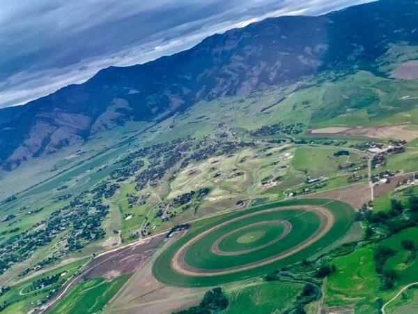 Yellowstone country Montana sprawl community bozeman