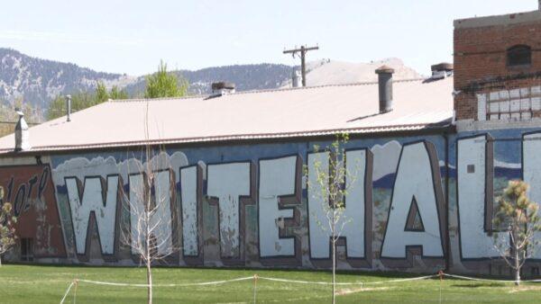 Whitehall, Montana
