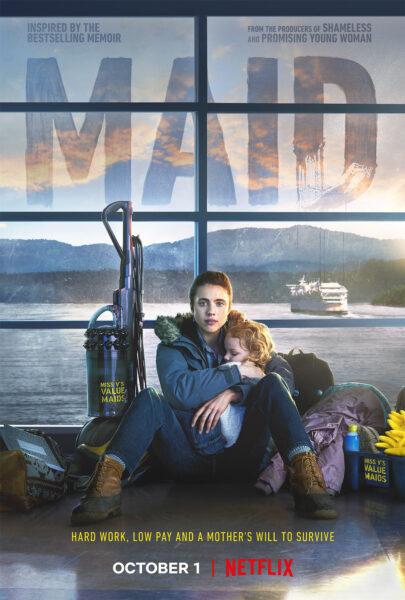 Maid key art CR: Netflix